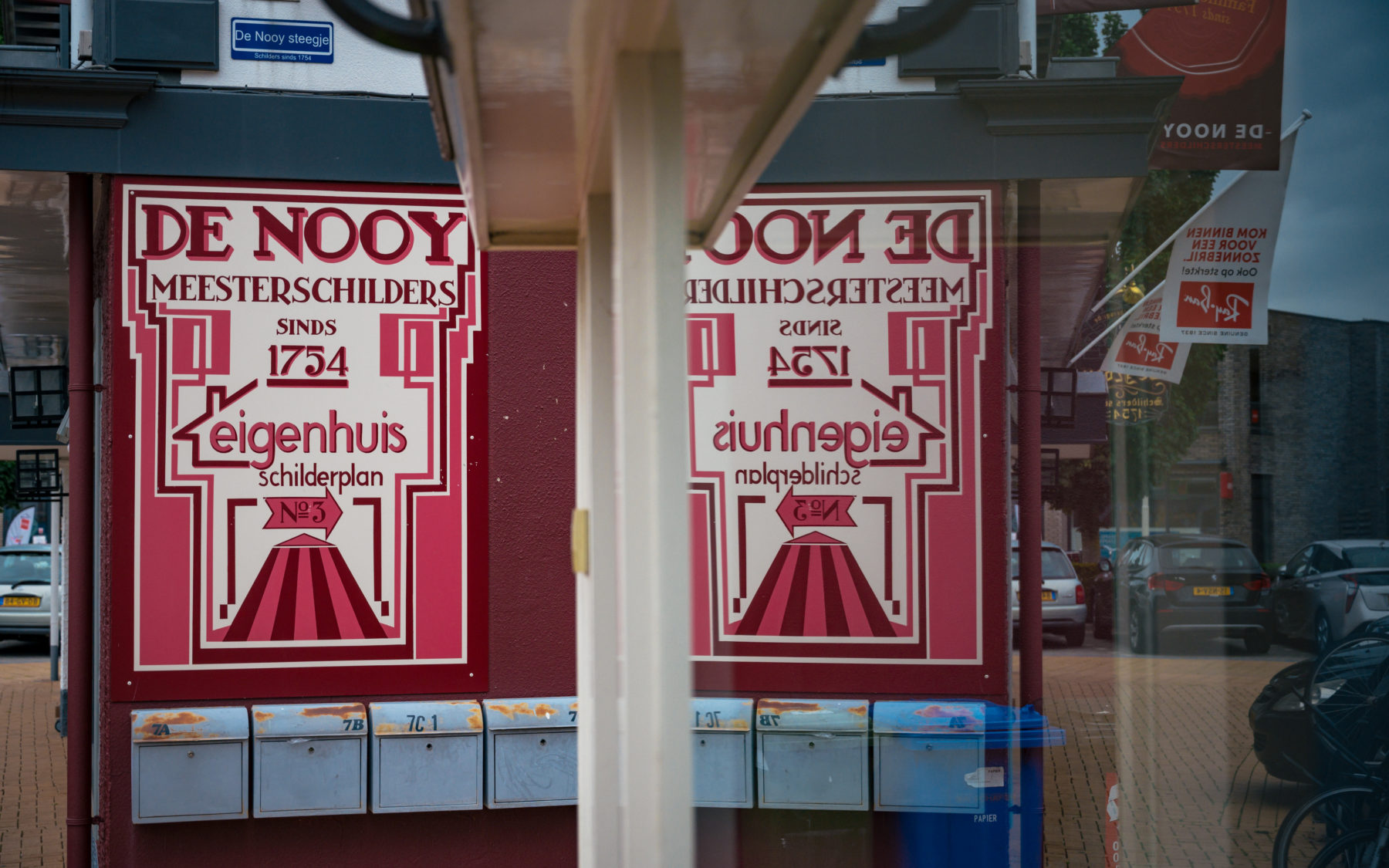 Garantie op schilderwerk Eigenhuis Schilderplan