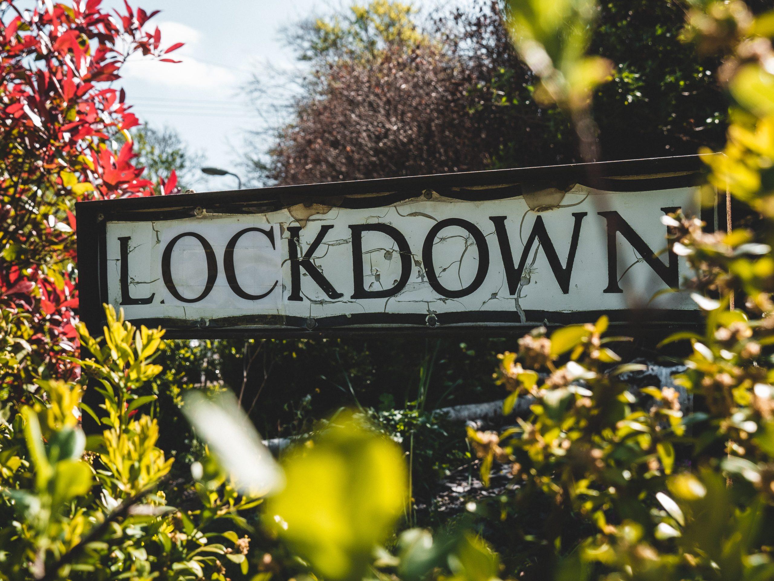 Eigenhuis Schilderplan Lockdown